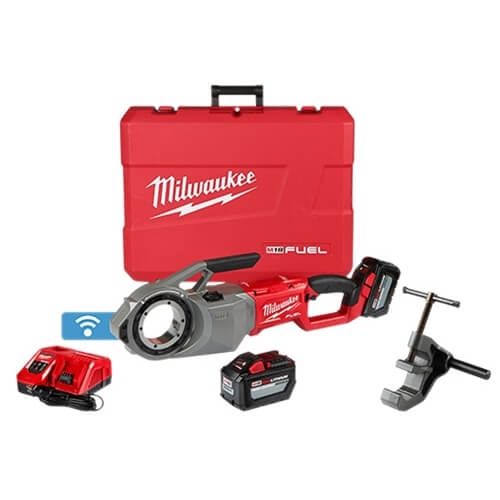 Milwaukee 2874-22HD M18 FUEL Pipe Threader with One-Key Kit