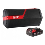 Milwaukee 2891-21P M12/M18 Wireless Jobsite Speaker