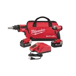 Milwaukee 2896-22 M18 FUEL Drywall Screw Gun / Hydraulic Driver Kit