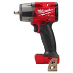Milwaukee 2960-20 M18 FUEL 3/8 Mid-Torque Impact Wrench w/ Friction Ring Bare Tool