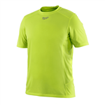 Milwaukee WORKSKIN Light Weight Performance Shirt - High Visibility