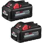 Milwaukee 48-11-1862 M18 XC6.0 Battery 2 Pack