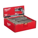Milwaukee 48-20-7990 SDS-PLUS 4CT MX4 3/16 in. X 4 in. X 6 in. (100-Pack)
