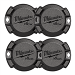 Milwaukee Tick Tool & Equipment Tracker – 4 Pack
