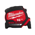 Milwaukee 48-22-0216M 16 ft. Wide Blade Magnetic Tape Measure