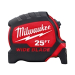 Milwaukee 48-22-0225 25 ft. Wide Blade Tape Measure