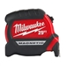 Milwaukee 48-22-0325 25 ft. Compact Wide Blade Magnetic Tape Measure