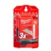 Milwaukee 48-22-1950 50-Piece General Purpose Utility Blades with Dispenser
