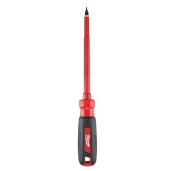 "Milwaukee 48-22-2211 #1 Phillips - 3"" 1000V Insulated Screwdriver - Hand Tools - Insulated Screwdrivers"
