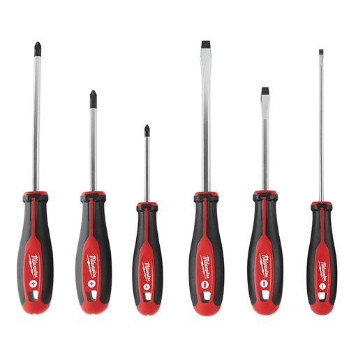 Milwaukee 48-22-2706 6 Piece Screwdriver Set