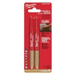 2PK INKZALL Gold Fine Point Markers