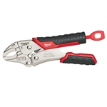 "48-22-3405 5"" TORQUE LOCK Curved Jaw Locking Pliers with Durable Grip by Milwaukee Tools"