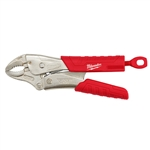 Milwaukee 48-22-3407 7 in. Torque Lock Curved Jaw Locking Pliers with Grip