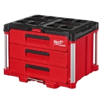 Milwaukee 48-22-8443 PACKOUT 3 Drawer Tool Box