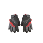 Milwaukee 48-22-8745 Small Fingerless Work Gloves
