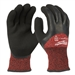Milwaukee 48-22-8920B ANSI Cut Level 3 Insulated Winter Dipped Gloves - 12 Pack