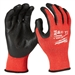 Milwaukee 48-22-8930B Cut Level 3 Nitrile Dipped Gloves 12 Pack