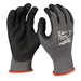 Milwaukee 48-22-8950B Cut Level 5 Nitrile Dipped Gloves 12 Pack