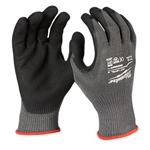 Milwaukee 48-22-8950B ANSI Cut Level 5 Nitrile Dipped Gloves 12 Pack