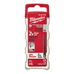 Milwaukee 9mm Precision Snap Blades (10 PK) 48-22-9109