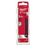 Milwaukee 25mm Precision Snap Blades (10 PK) 48-22-9125