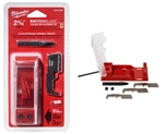 "Milwaukee 48-25-5250 2-9/16"" Switchblade 3 Blade Replacement Kit"