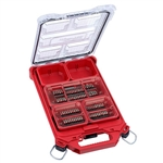 Milwaukee 48-32-4080 SHOCKWAVE PACKOUT Impact Driver Bit Set, 101 Piece