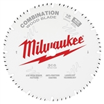 Milwaukee 48-40-1222 12 in. 60T Combination Wood Circular Saw Blade