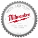 Milwaukee Tool 48-40-4515 Circular Saw Blade Metal Cutting 8 Inch 42 Tooth