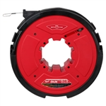 Milwaukee 48-44-5178 M18 Fuel Angler 240 ft. x 1/8 in. Steel Pulling Fish Tape Drum