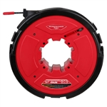 Milwaukee 48-44-5195 M18 FUEL Angler 100 ft. Non-Conductive Polyester Pulling Fish Tape Drum