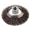 "Milwaukee 48-52-1325 Wire Brush 4"" Bevel Crimped"