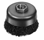 "Milwaukee 48-52-1400 Wire Brush 5"" Crimped Wire Cup"