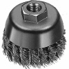 "Milwaukee 48-52-1650 Wire Brush 6"" Knotted Cup"
