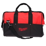 Milwaukee 48-55-3565 18 Inch Contractor Bag -  Red