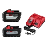 Milwaukee 48-59-1200P M18 Lithium-Ion High Output HD 12.0 Starter Kit