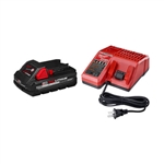 Milwaukee 48-59-1835 RedLithium High Output CP3.0 Starter Kit