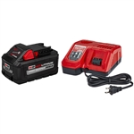 Milwaukee 48-59-1880 M18 HO XC 8.0 Starter Kit
