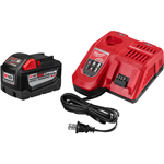 M18  REDLITHIUM HIGH DEMAND 9.0 Starter Kit