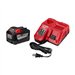 Milwaukee 48-59-1890P M18 HD 9.0 Starter Kit with Pack In