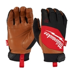 Milwaukee 48-73-0020 Leather Performance Gloves