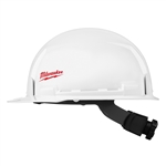 Milwaukee 48-73-1021 Front Brim Hard Hat Unvented Class E, Small Logo