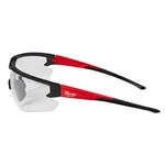 Milwaukee 48-73-2001 Clear Safety Glasses, Polybag Packaging