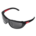 Milwaukee 48-73-2045 Polarized Performance Safety Glasses with Gaskets, Blister Packaging