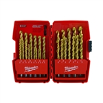 Thunderbolt Titanium Drill Bit Set - Milwaukee 48-89-0012