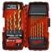 MILWAUKEE 48-89-1105 TITANIUM DRILL BIT SET OF 20