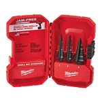 48-89-9221 Step Drill Bit Set (3 PC) by Milwaukee