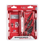 Milwaukee 48-89-9257 SHOCKWAVE Impact Duty ELECTRICAL KIT (#1, #4, #9)
