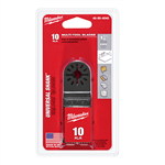 Milwaukee 48-90-4040 10 pc. 1-1/4 Inch Multi-Tool Blade