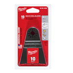 "Milwaukee 48-90-4050 10PC 2-1/2"" Multi-Tool Blade"